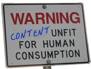 Crappy Content: een uitleg